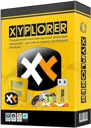 XYplorer 21.80.0300 RePack (& Portable) by TryRooM