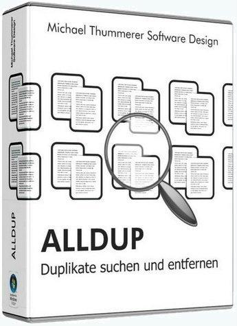 Удаление дубликатов файлов AllDup 4.5.1 + Portable