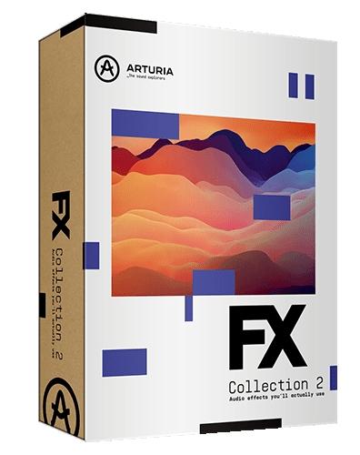Arturia - FX Collection 2 (06.2021) VST, VST3 (x64)