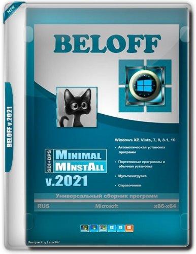 BELOFF 2021.06 Minimal