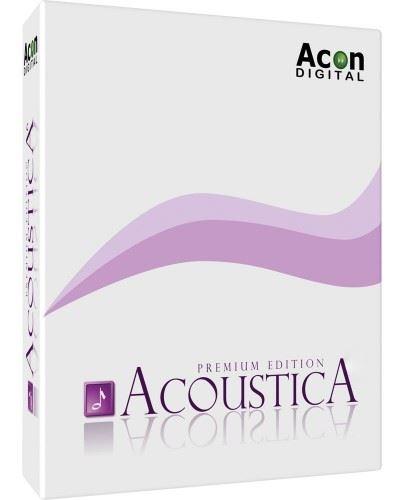 Редактирование и мастеринг аудио Acoustica Premium Edition 7.3.15 (x64) RePack (& Portable) by TryRooM