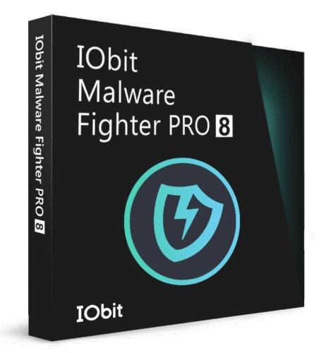 IObit Malware Fighter PRO 8.7.0.827