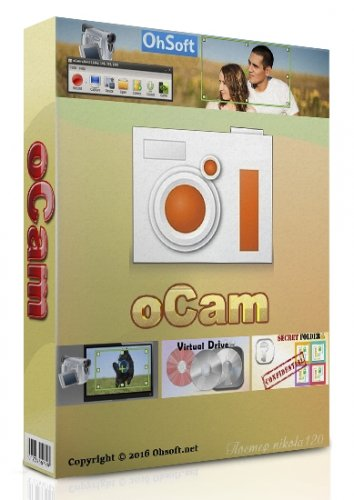 oCam 520.0 RePack (& Portable) by KpoJIuK