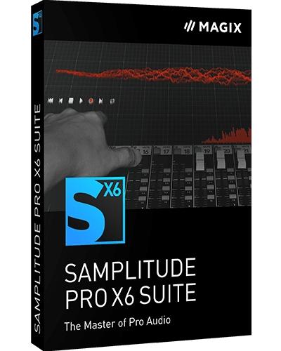 MAGIX Samplitude Pro X6 Suite 17.0.2.21179 (x64)