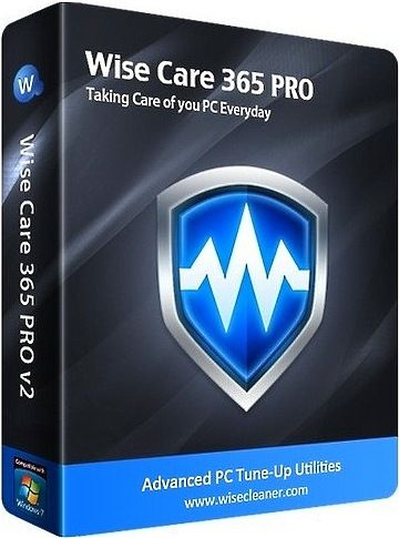 Wise Care 365 Pro 5.7.1.572 RePack (& Portable) by elchupacabra