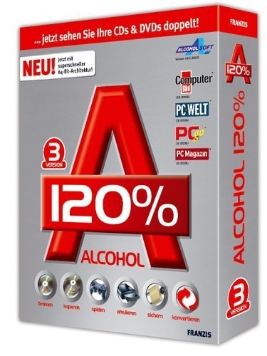 Alcohol 120% 2.1.1 Build 611 RePack by KpoJIuK