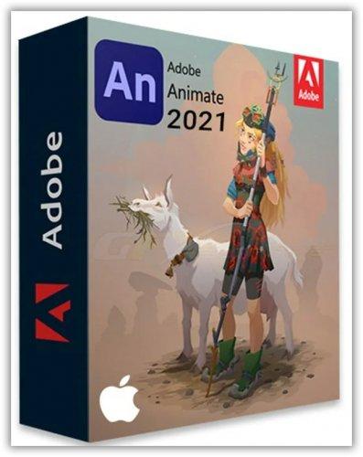 Создание анимации - Adobe Animate 2021 21.0.9.42677 RePack by KpoJIuK