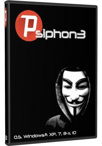 Psiphon 3 build 167 Portable