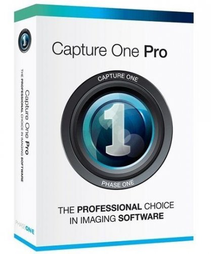 Phase One Capture One Pro 21 14.4.0.101 RePack by KpoJIuK