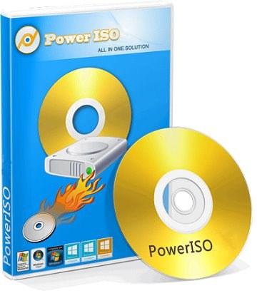 PowerISO 7.9 (DC 27.06.2021) RePack by KpoJIuK