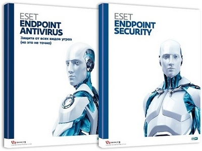 Сетевой антивирус ESET Endpoint Antivirus / ESET Endpoint Security 8.1.2031.0 RePack by KpoJIuK