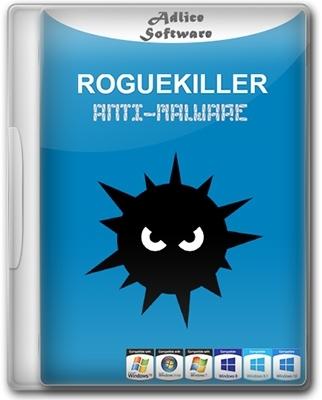 Портативный антивирусный сканер RogueKiller Anti-Malware 15.0.6 + Portable