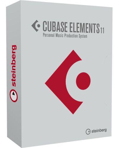 Создание музыки Steinberg - Cubase Elements 11.0.30 eXTended
