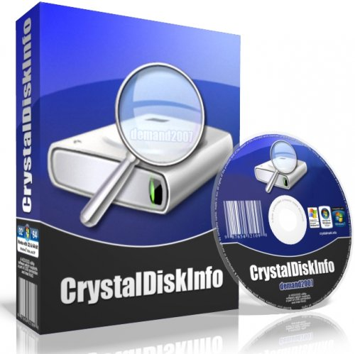 Мониторинг жестких дисков CrystalDiskInfo 8.12.10a Final + Portable