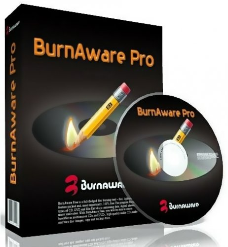 BurnAware Professional / Premium 14.5 RePack (& Portable) by Dodakaedr
