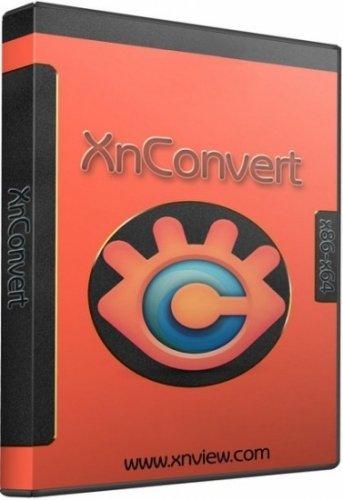 Универсальный конвертер изображений XnConvert 1.94.0 + Portable