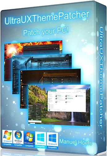 Применение сторонних тем в Windows UltraUXThemePatcher 4.2.0