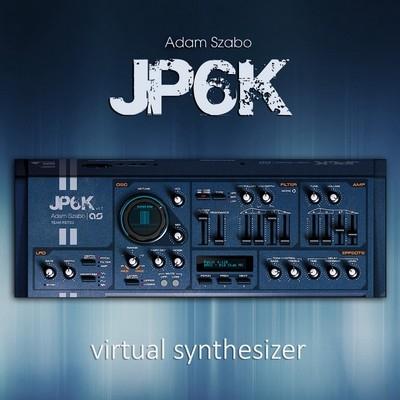 Виртуальный синтезатор Adam Szabo - JP6K 1.7 VSTi (x86/x64)