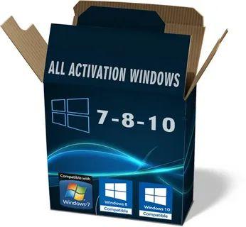 Активаторы для Windows All activation Windows (7-8-10) v20.5 2021