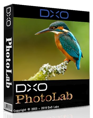 Обработка JPEG изображений DxO PhotoLab Elite 5.0.0 build 4639 RePack by KpoJIuK