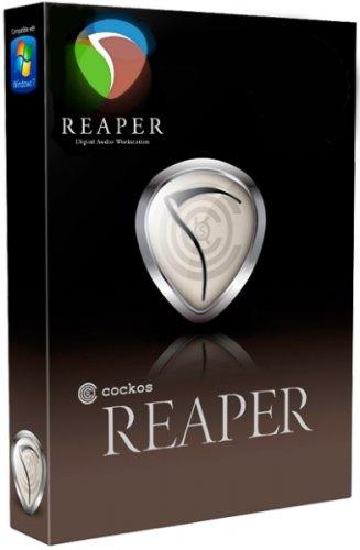Запись своей музыки Cockos REAPER 6.32 (x86/x64) RePack (& Portable) by xetrin