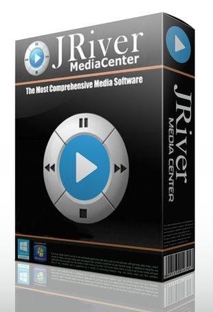 Просмотр медиафайлов JRiver Media Center 28.0.39 RePack (& Portable) by elchupacabra