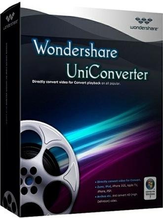 Видеоконвертер Wondershare UniConverter 13.0.0.32 (х64) Repack (& Portable) by elchupacabra
