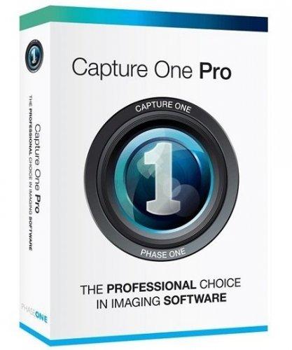 Коррекция изображений Phase One Capture One Pro 21 14.3.0.185 RePack by KpoJIuK