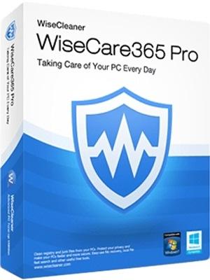 Автоочистка ПК Wise Care 365 Pro 5.8.1.575 RePack (& Portable) by Dodakaedr