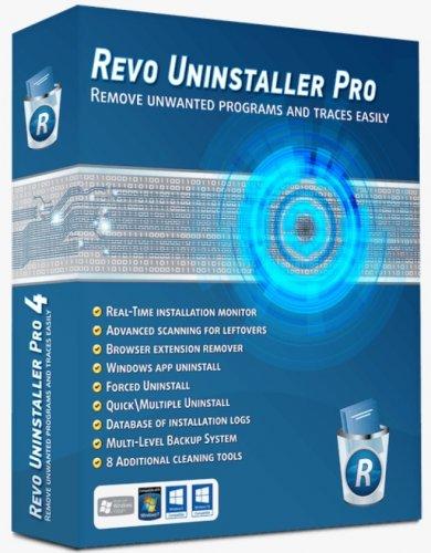 Удаление приложений Revo Uninstaller Pro 4.4.8 RePack (& Portable) by KpoJIuK