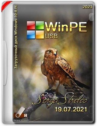 WinPE 10-8 Sergei Strelec (x86/x64/Native x86) 2021.07.19