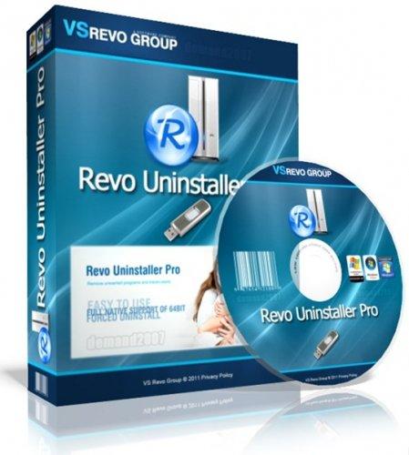 Корректное удаление программ Revo Uninstaller Pro 4.4.8 + Portable