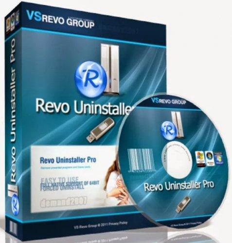 Удаление приложений Revo Uninstaller Pro 4.4.8 RePack (& Portable) by elchupacabra