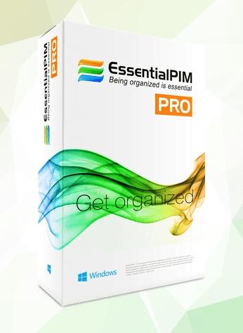 Менеджер заметок EssentialPIM Pro Business Edition 9.9.7 RePack (& portable) by Kolya3D79