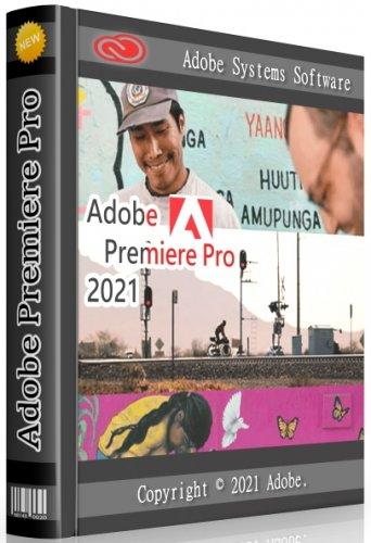 Нелинейный видеомонтаж Adobe Premiere Pro 2021 15.4.0.47 RePack by KpoJIuK