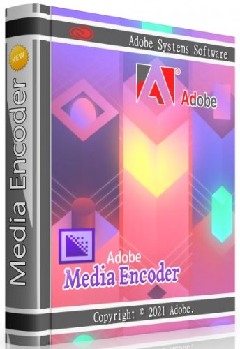 Медиакодер Adobe Media Encoder 2021 15.4.0.42 RePack by KpoJIuK