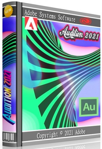 Редактор аудио Adobe Audition 2021 14.4.0.38 RePack by KpoJIuK