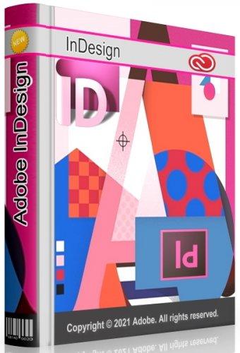 Графический дизайн Adobe InDesign 2021 16.3.0.24 RePack by KpoJIuK