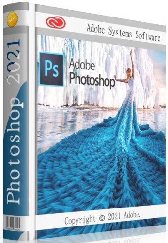 Редактор графики Adobe Photoshop 2021 22.4.3.317 RePack by KpoJIuK