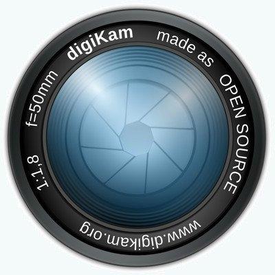 Менеджер фотографий digiKam 7.3.0