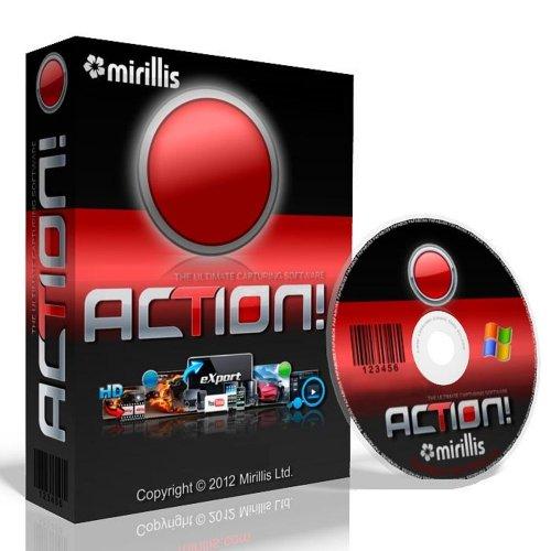 Видеозапись прохождения игр Mirillis Action! 4.20.2 RePack (& Portable) by KpoJIuK