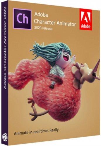 Adobe Character Animator 2021 4.4.0.44 RePack by KpoJIuK
