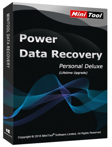 Восстановление данных MiniTool Power Data Recovery 10.0 Standadrd / Enterprise / Deluxe / Business Technician RePack (& Portable) by Dodakaedr