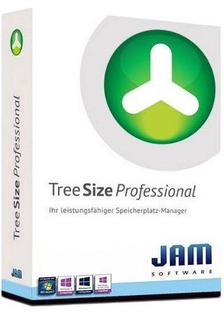 Управление местом на диске TreeSize Professional 8.1.4.1581 RePack (& Portable) by elchupacabra