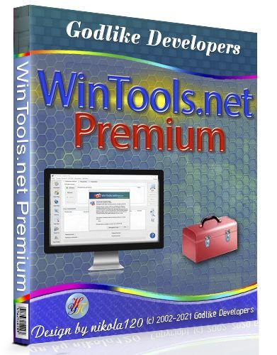 """Удаление программных """"хвостов"""" WinTools.net Premium 21.7 RePack (& Portable) by elchupacabra"""