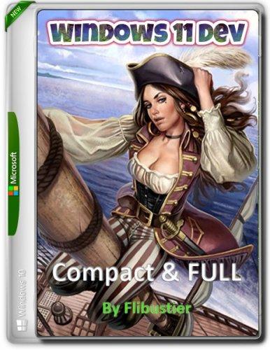 Windows 11 (Dev) Compact & FULL (23.07.2021) x64bit