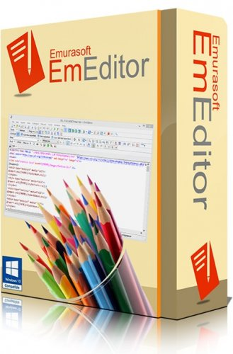 Emurasoft EmEditor Professional 20.9.2 RePack (& Portable) by KpoJIuK