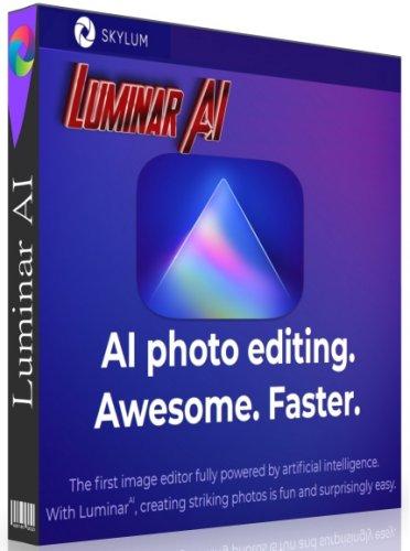 Skylum Luminar AI 1.4.0.8292 RePack (& Portable) by elchupacabra