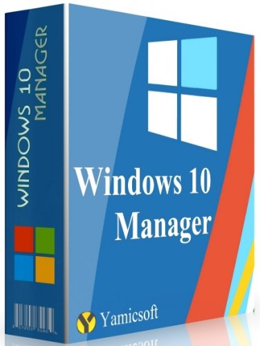 Windows 10 Manager 3.5.3.0 RePack (& Portable) by KpoJIuK