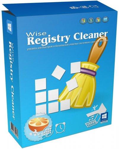 Wise Registry Cleaner Pro 10.4.1.695 RePack (& portable) by elchupacabra